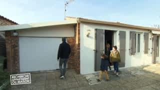 Recherche appartement ou maison : Camille et Guillaume / Magaly et Henri / Marie-Ange et Lionel