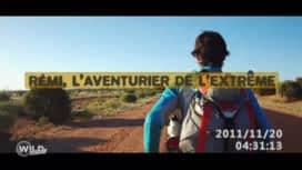 Wild, la course de survie : Rémi l'aventurier de l'extrême
