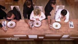 Top Chef : Dégustation de l'Arlequin d'Adrien