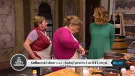 Tri, dva, jedan - kuhaj! : Epizoda 51 / Sezona 6 : 25.04.2018.