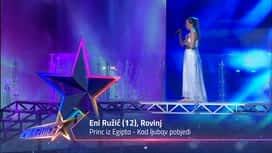 Zvjezdice : Eni Ružić - Kad ljubav pobjedi // E4 / S3