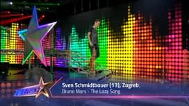 Zvjezdice : Sven Schmidtbauer - The Lazy Song // E5 / S3