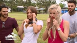 Les Marseillais Australia : Gros flop pour la surprise de Thibault et Benjamin à Jessica et Camille