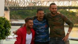 Les Marseillais Australia : Thibault, Julien et Nikola : le trinôme de Jessica !