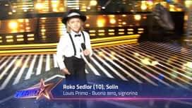 Zvjezdice : Roko Sedlar - Buona sera, sinorina // E6 / S3