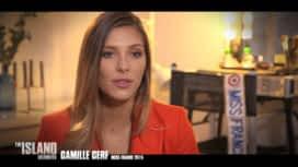 The Island : Le portrait de Camille Cerf, la Miss France au fort caractère