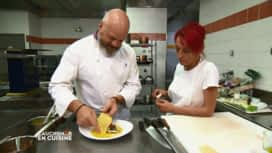 Cauchemar en cuisine avec Philippe Etchebest : La dorade poêlée avec fondue de fenouil de Philippe Etchebest