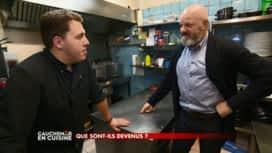 Cauchemar en cuisine avec Philippe Etchebest : Maxence entretient mieux sa cuisine