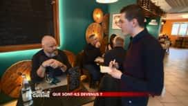 Cauchemar en cuisine avec Philippe Etchebest : Philippe Etchebest fait subir un interrogatoire à Corentin