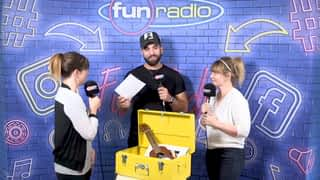 Fun Radio Family : Kendji en interview exclusive avec Marion et Anne-So