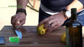 Martin Bonheur : Ceviche de barbue dans un citron