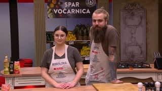 Tri, dva, jedan - kuhaj! : Andrea i Barbara druge finalistice // E72 / S6