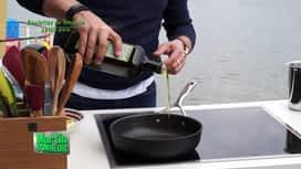 Martin Bonheur : boulette de limande aux petitx pois