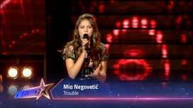 Zvjezdice : Mia Negovetić - Trouble  // E10 / S3