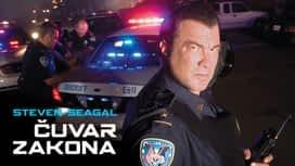 Steven Seagal, čuvar zakona  en replay