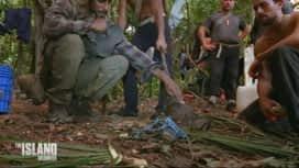 """The Island : Mike Horn : """"Pour manger, il faut parfois tuer !"""""""