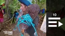 The Island : Le top vidéos de The Island Célébrités - épisode 9 et 10