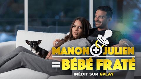Manon + Julien = bébé fraté