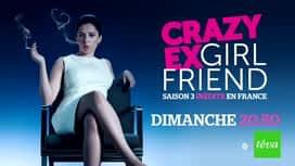 Bande annonce Téva : Crazy ex-girlfirend // Saison 3 inédite // A partir du dimanche 24 juin à 20:50
