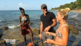 The Island : Priscilla imite Mike Horn à la perfection !