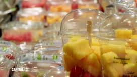 Capital : Fruits frais prédécoupés : l'incroyable succès