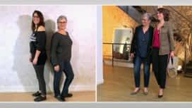 Nouveau look pour une nouvelle vie : Jacqueline et Sueva deviennent des femmes très élégantes!