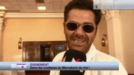 Absolument Stars : Evènement : dans les coulisses du Marrakech du rire !