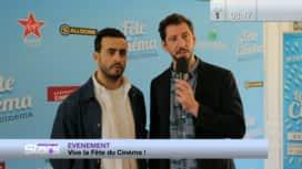Absolument Stars : Evènement : Vive la Fête du Cinéma !