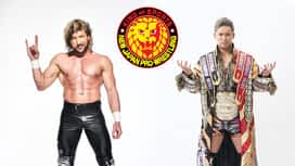 New Japan Pro Wrestling en replay