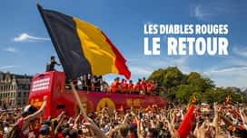 Les Diables Rouges: le retour en replay