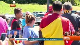 Les Diables Rouges: le retour : Le meilleur moment de la Coupe du Monde pour Obelgix