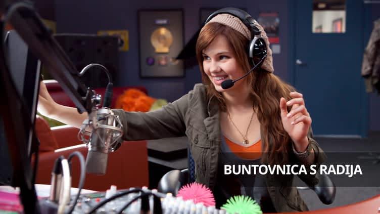 Buntovnica s radija