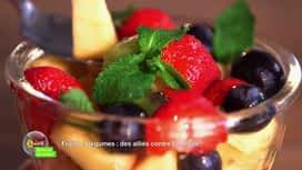 E = M6 spécial Nutrition : Fruits et légumes, des alliés contre l'obésité !