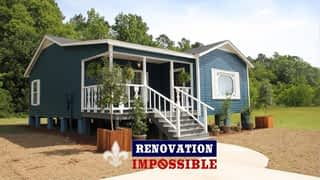Rénovation impossible : Louisiane