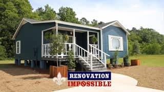 Rénovation impossible : Louisiane