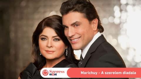 Marichuy - A szerelem diadala en replay