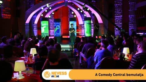Comedy Central Bemutatja en replay