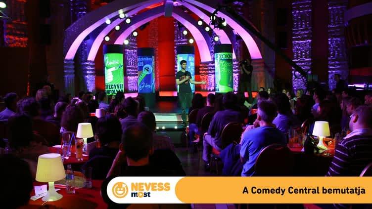 Comedy Central Bemutatja