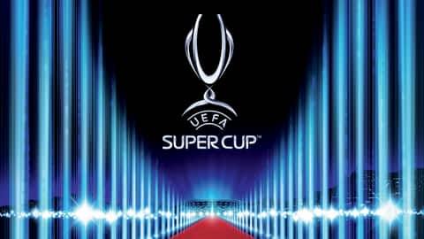 Supercoupe de l'UEFA en replay