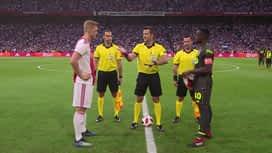 Champions League : Ajax Amsterdam - Standard de Liège