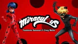 Miraculous: Pustolovine Bubamare i Crnog Mačka