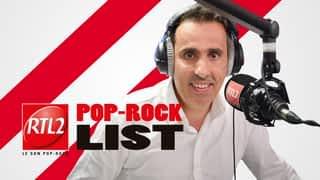 RTL2 Pop-Rock List