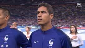 Ligue des Nations : La Marseillaise reprise par tout le Stade de France