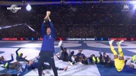 Equipe de France : Les Bleus célèbrent leur titre de Champion du Monde au Stade de France !