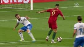 Ligue des Nations : Frappe d'André Silva pour les Portugais ! (19') (0-0)