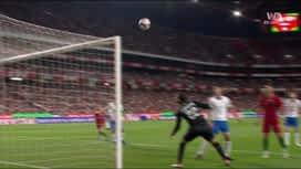 Ligue des Nations : Barre transversale pour le Portugal ! (31') (0-0)