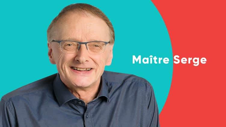 Maître Serge sur Bel RTL