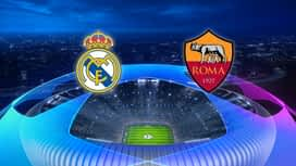 Champions League : Real Madrid - AS Rome