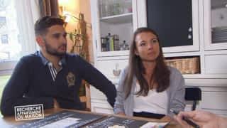 Caroline et Emmanuel / Amandine / Éric
