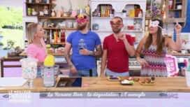 Le meilleur pâtissier : La Roxane Box: la dégustation à l'aveugle des goûts d'antan